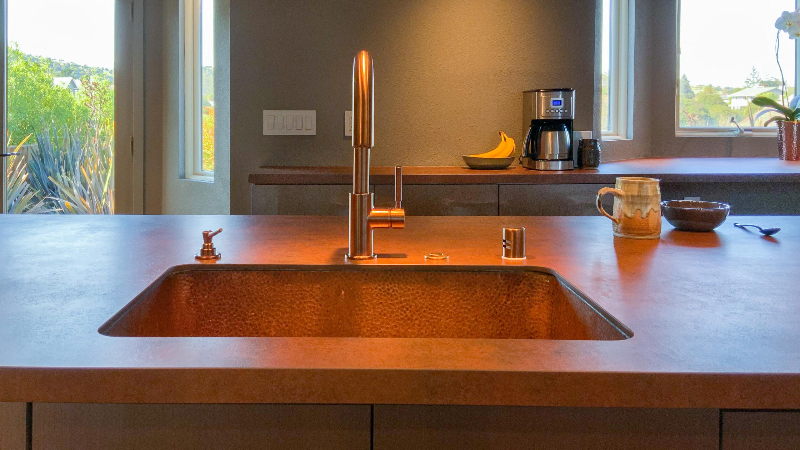 Modern Industrial Kitchen Remodel