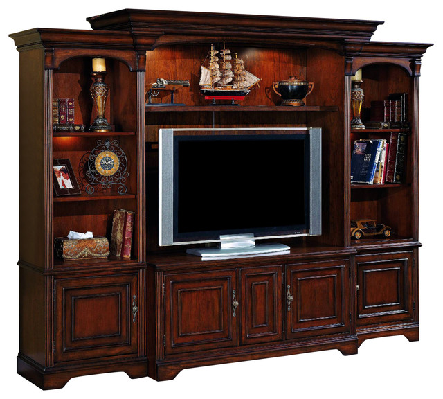 Brookhaven Home Theater Group Traditional Entertainment Centers And Tv  Stands