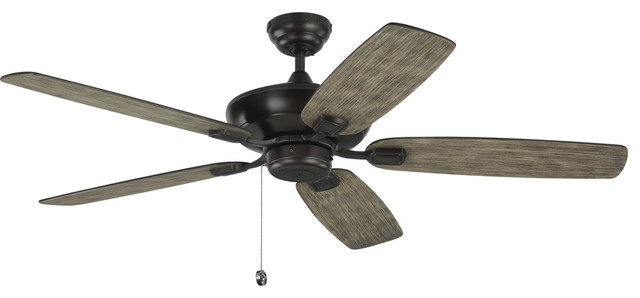 Colony Max Outdoor Fans, Aged Pewter.