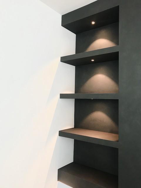 Immagine di case e interni minimal