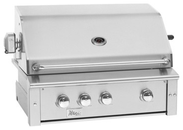 "Summerset Grills 36"" Alturi Stainless Steel Natural Gas Grill."