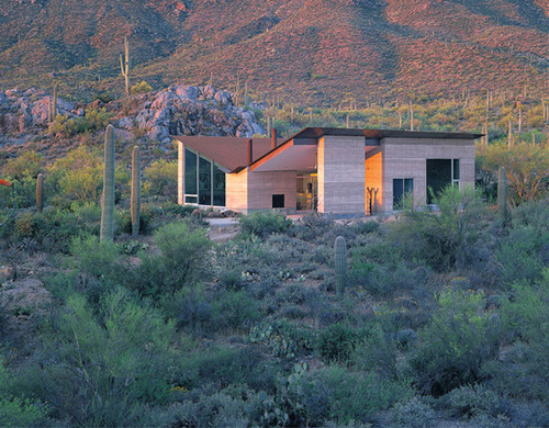New home construction rammed earth or icf for Icf builders in arizona