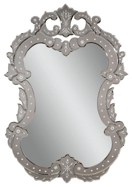 Venetian Wall Mirror. -1