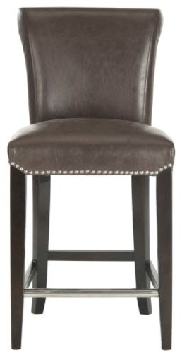 Cool Safavieh Mcr4509 Seth 18 7 Inch Wide Birch Accent Stool Bralicious Painted Fabric Chair Ideas Braliciousco