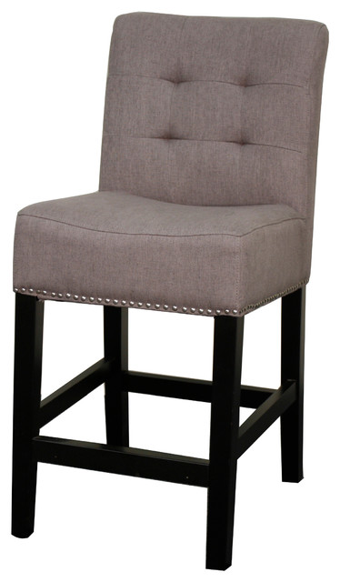 New Pacific Direct Inc Scott Fabric Counter Stool Bar