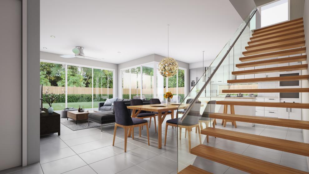 3d Rendered Interior Perspective