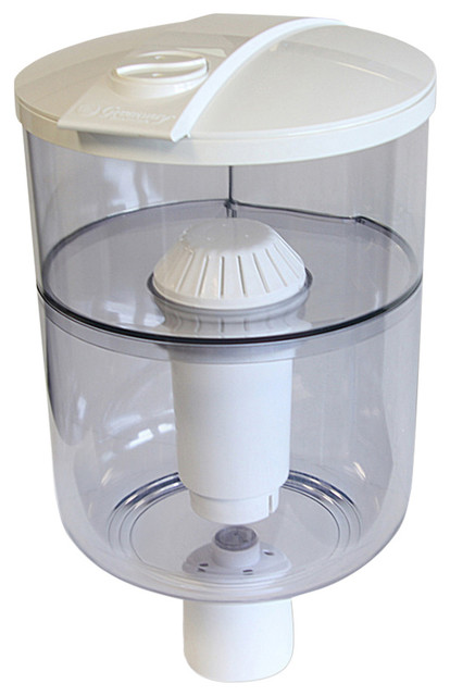 Greenway Water Dispenser Filtration System Contemporary