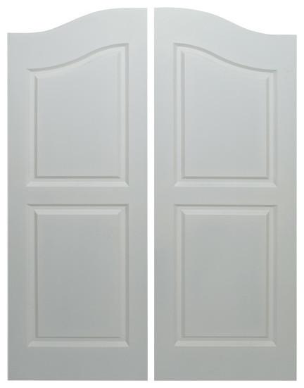 Calder Saloon Doors Transitional Interior Doors By Swinging