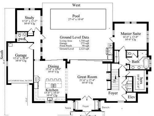 Entrance Foyer Meaning : Please critique our house plan