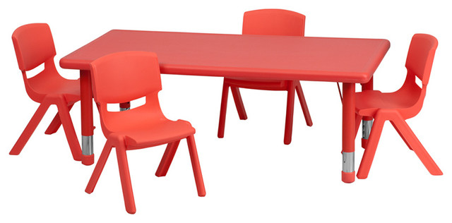 Flash Furniture Activity Table Set