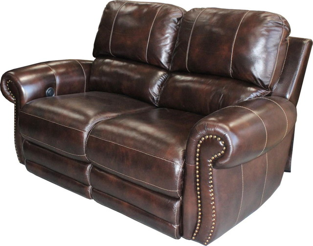 thurston recliner product power home sofas parker dual design traditional house havana sofa