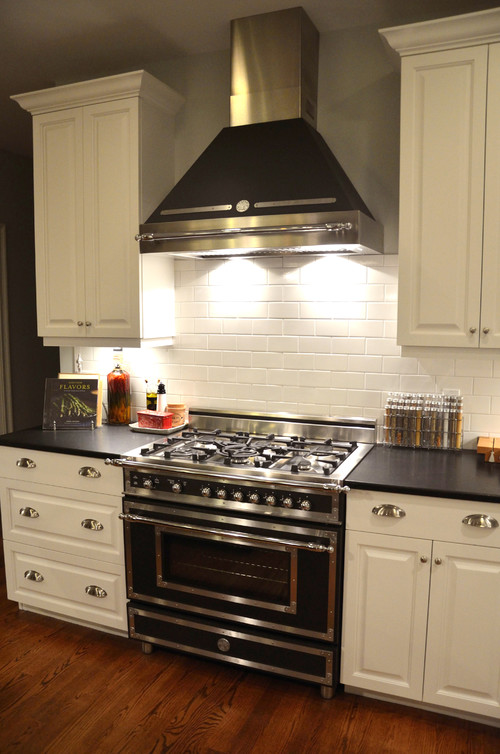 traditional kitchen Our New Kitchen