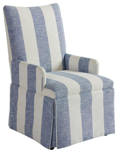 Stupendous Mackenzie Skirted Dining Arm Chair Ibusinesslaw Wood Chair Design Ideas Ibusinesslaworg