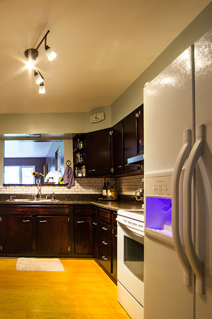 LED Kitchen Track Light Fixture - Traditional - Kitchen - St Louis ...