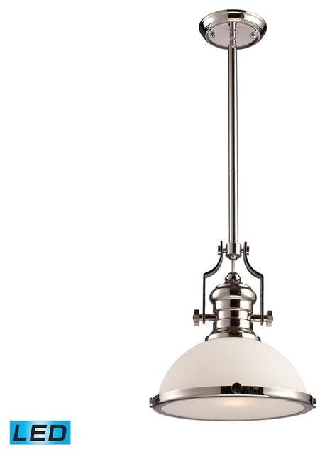 Chadwick 66113 1 Led Light Pendant