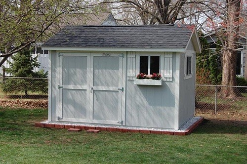 adorable tuff shed pictures.  It s time for a new shed Paint whats your vote