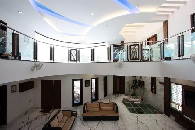 House Of Curves Thopputhurai Tamilnadu Contemporary Chennai By Ansari Architects Chennai