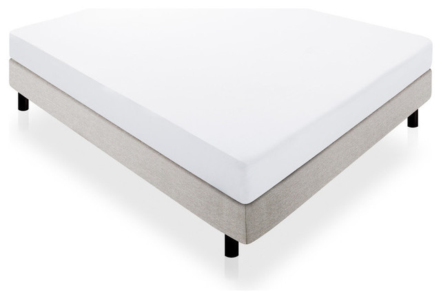 "Lucid 10"" Memory Foam Mattress 25 Year Warranty"