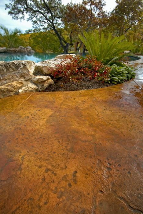 Anaqua Springs/Boerne Natural Pool/Spa/Vanishing Edge