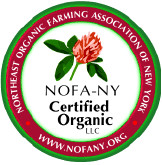 Peter Atkins is accredited North East Organic Land Care, New York