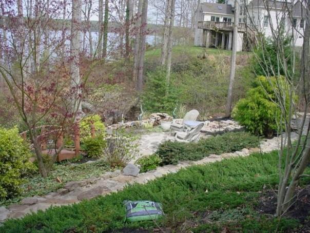 Garden design install richmond di garden sanctuaries for Garden design llc