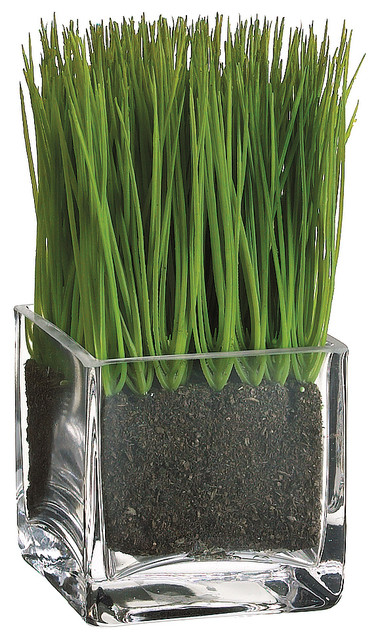 shop houzz silk plants direct silk plants direct lemon grass pack of 6 artificial flowers. Black Bedroom Furniture Sets. Home Design Ideas