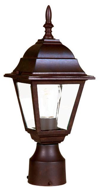 Acclaim Lighting 4007 Builder's Choice 1 Light Post Light
