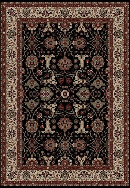Persian Classics Rectangle Traditional Rug