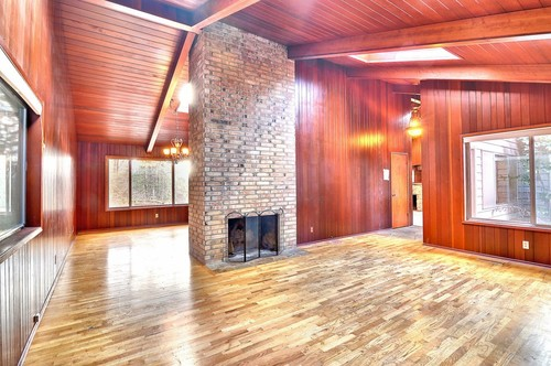 Wood Paneling Update Ideas?! - How To Update Wood Paneling WB Designs