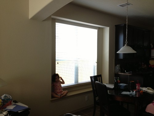 Curtains Ideas curtains for window seat : Need help for curtains on double windows and window seat.
