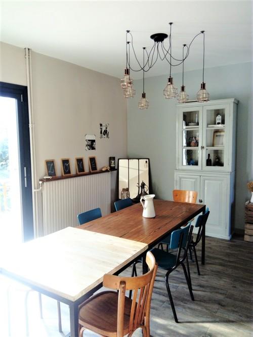 r novation d 39 une maison des ann es 30 cuisine salle manger 2. Black Bedroom Furniture Sets. Home Design Ideas