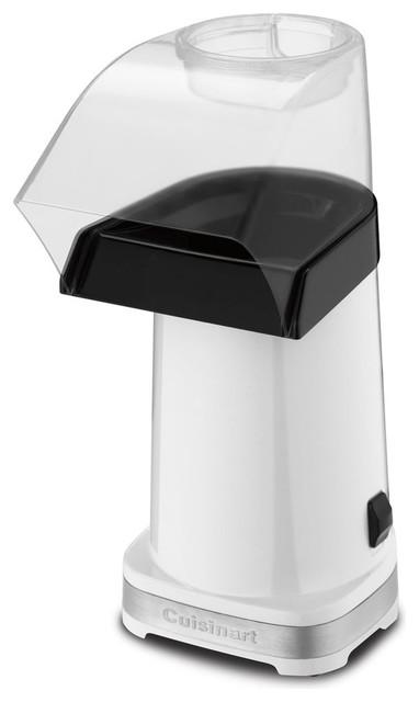 Easypop Hot Air Popcorn Maker, White