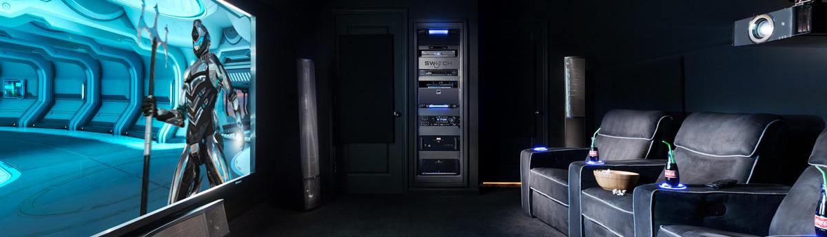 Switch Audio Video Homewood Al Us 35209 Home Automation Media Houzz