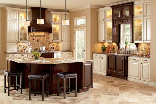 What Do Think About Multi Color Kitchen Design
