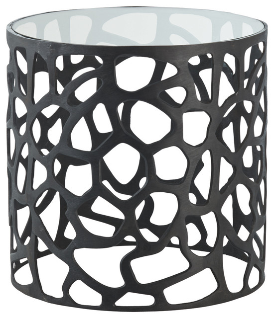 Arteriors Ennis Side Table Contemporary Side Tables And End Tables