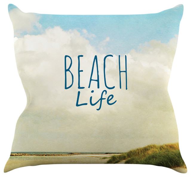 Beach Style Pillows : Iris Lehnhardt