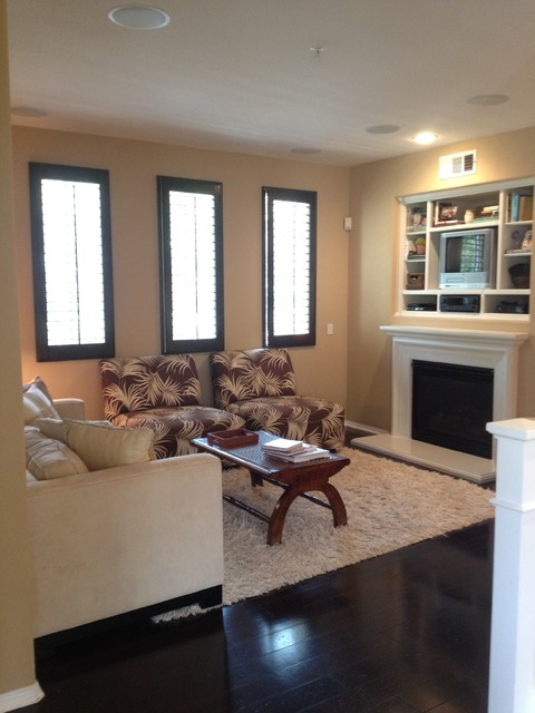 Before and After: SoCal Living Room