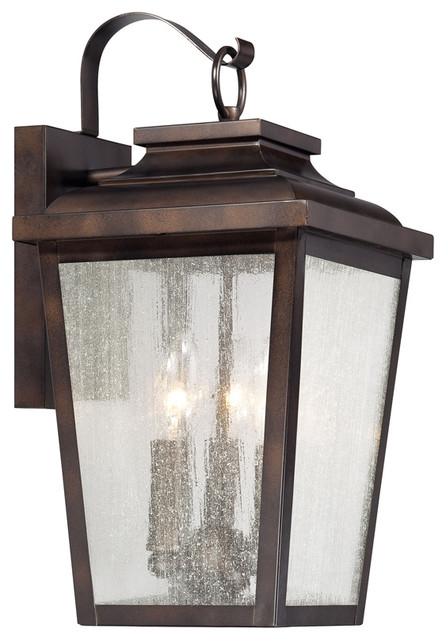Transitional Outdoor Wall Lights And