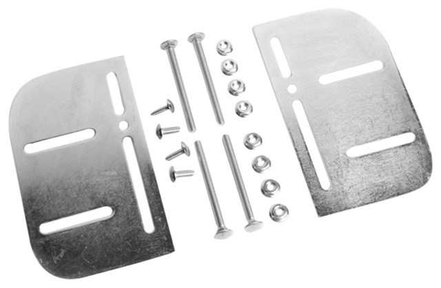 Mantua Bed Frame To Headboard Adapter Plates