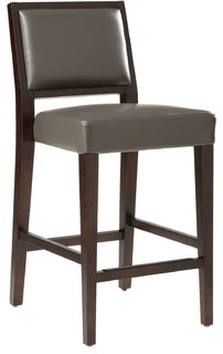 Sunpan 5west Citizen Counter Stool Leather Transitional