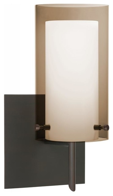 Besa Lighting Pahu 1 Light Mini Wall Sconce