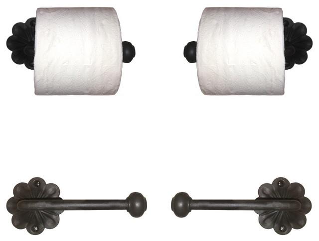 Exceptionnel Marietta Wrought Iron Toilet Paper Holder
