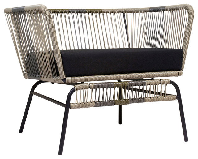 Acapulco Indoor And Outdoor Lounge Chair Contemporary Outdoor Lounge Chai