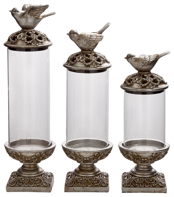 silver birds home decor - best home decor
