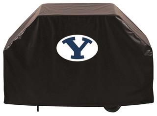 """BYU Cougars BBQ Grill Cover, 60"""""""