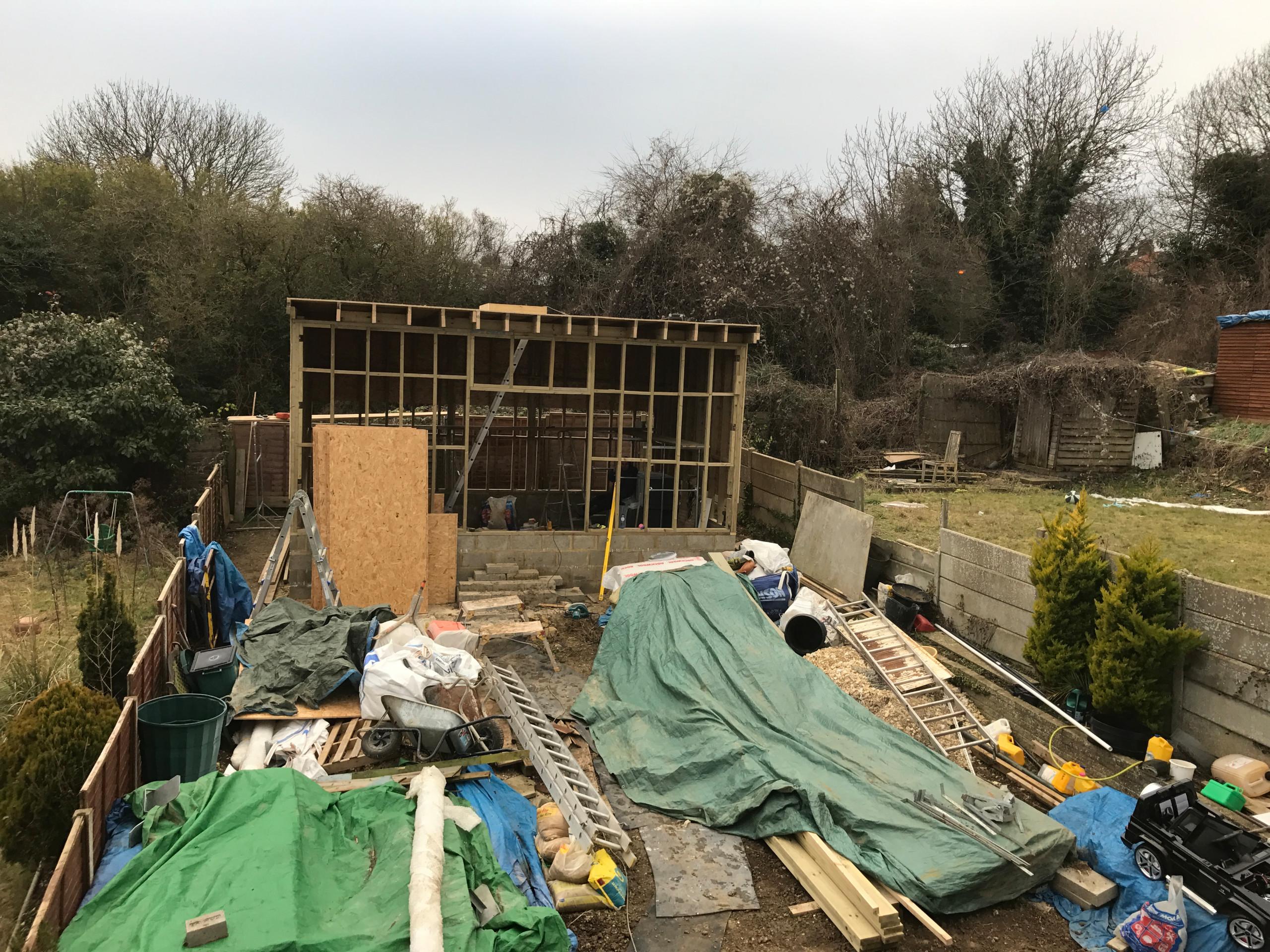 Outbuilding - Croydon