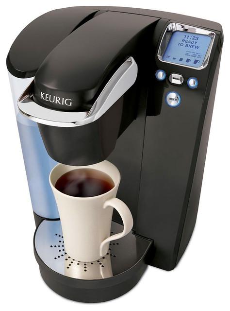 Keurig Coffee Maker Single Cup Manual : Keurig Platinum B70 Single Serve Coffee Maker - Contemporary - Coffee Makers - by eKitchenWorld