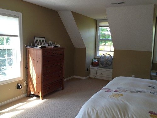 bedroom advice in cape cod style home. Black Bedroom Furniture Sets. Home Design Ideas
