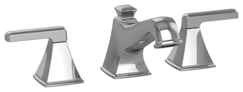 Toto Connelly Widespread Lavatory Faucet TL221DD#CP Polished Chrome