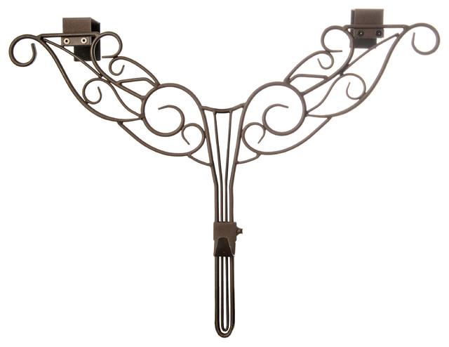 Adjustable Wreath Hanger, Antler